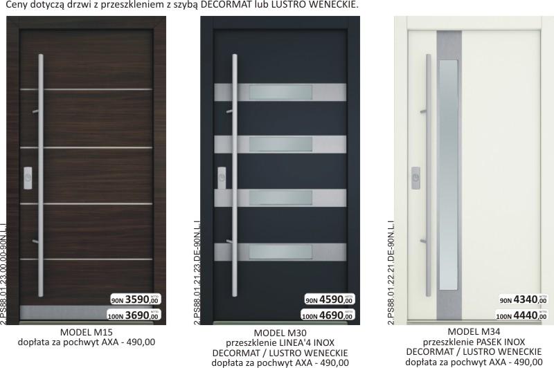 delta prestige 88 drzwi zewn trzne energooszcz dne pasywne