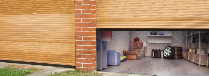 Świeże Bramy segmentowe Infinity Design - Zobacz bramę garażową nowej DA18